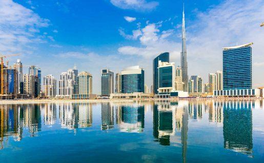 Skyline, Dubaï, Emirats Arabes Unis